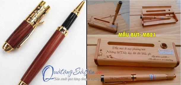 Bút gỗ khắc tên tại Thanh Xuân Hà Nội