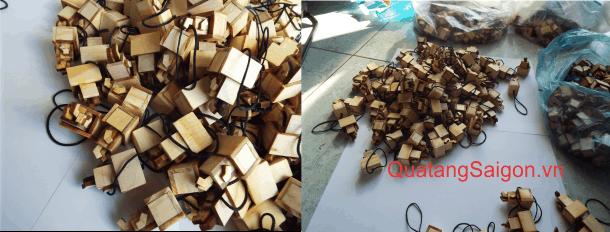 Móc khóa robot danbo tại Đà Nẵng và Hải Phòng