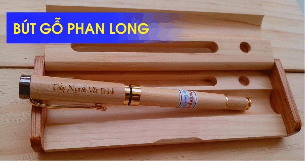 Địa chỉ bán bút gỗ viết gỗ giá rẻ khắc tên theo yêu cầu ở Sài Gòn, Cần Thơ & Hà Nội