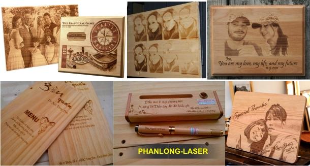 Địa chỉ khắc laser trên gỗ tại Gò Vấp, Phú Nhuận & Thủ Đức