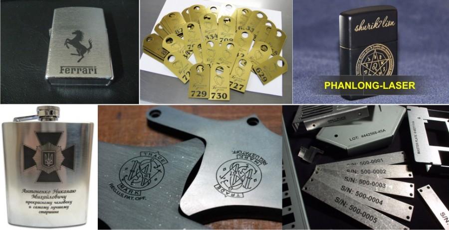 Công ty Khắc Laser kim loại Phú Nhuận, Thủ Đức & Gò Vấp