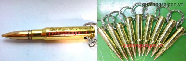 Móc khóa vỏ đạn tại Cần Thơ TPHCM & HN